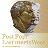 26.11.2014-23.02.2015 Выставка POST POP: EAST MEETS WEST (Saatchi Gallery, London)